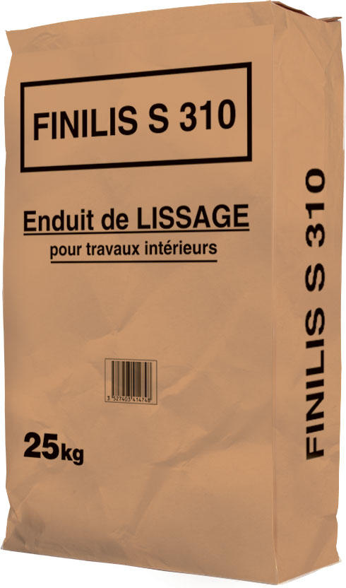 Enduit de lissage Finilis